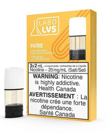 """STLTH Pods """"Patrie"""" 3-Pack Canada"""