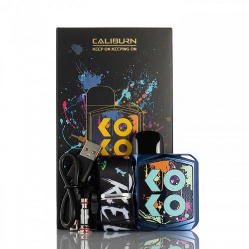 Uwell Caliburn KOKO Prime Kit Box Canada