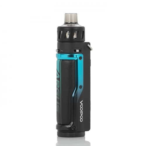 VooPoo Argus Pro Kit Litchi Leather Blue Canada