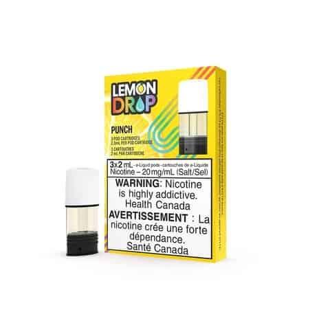 STLTH Lemon Drop Punch Canada