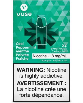 VUSE Cool Peppermint Pods Canada