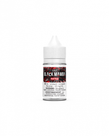 "Black Mamba Salts 30ml ""Rattle"" Canada"