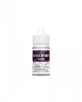 "Black Mamba Salts 30ml ""Slither"" Canada"