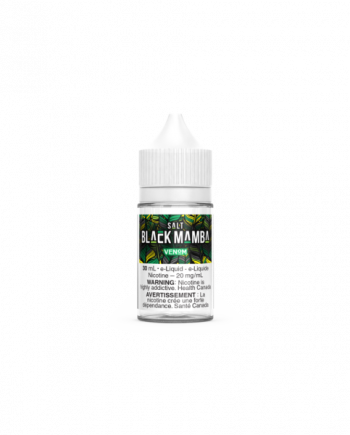 "Black Mamba Salts 30ml ""Venom"" Canada"