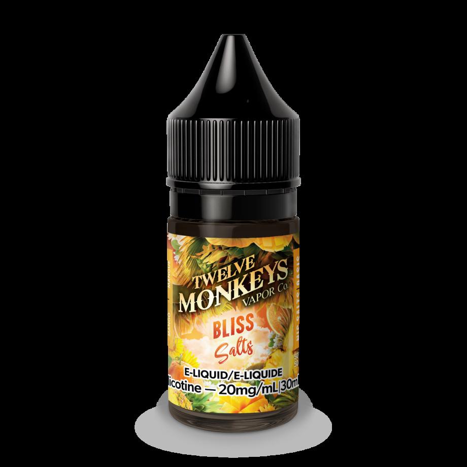 Twelve Monkeys Bliss Salts Canada