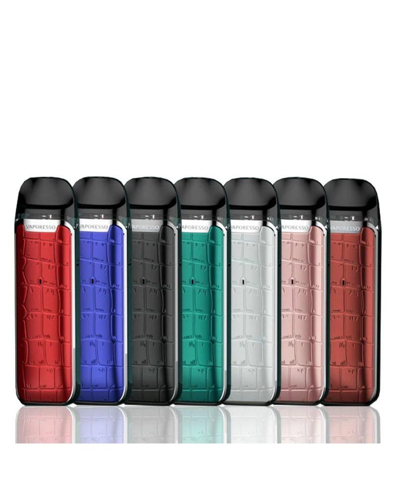 Vaporesso Luxe Q Starter Kit Colours Canada