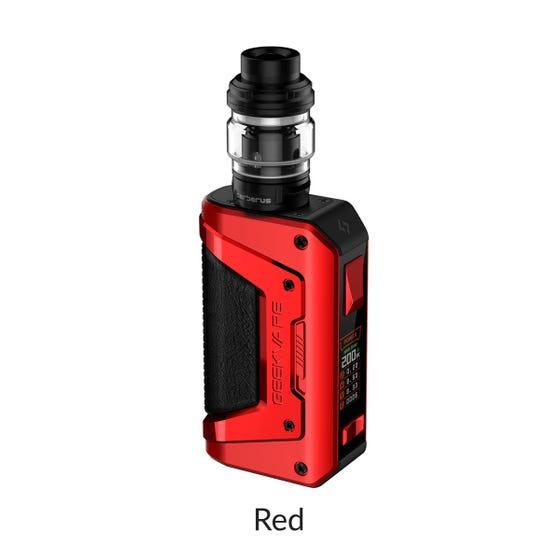 Aegis Legend 2 Kit Red Canada