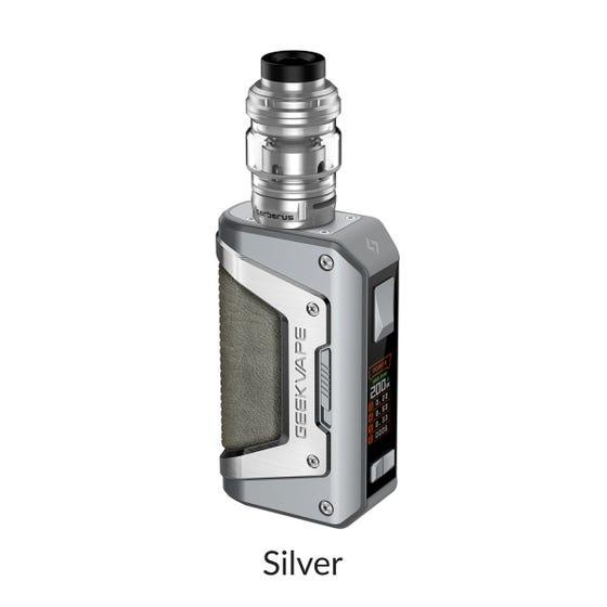 Aegis Legend 2 Kit Silver Canada