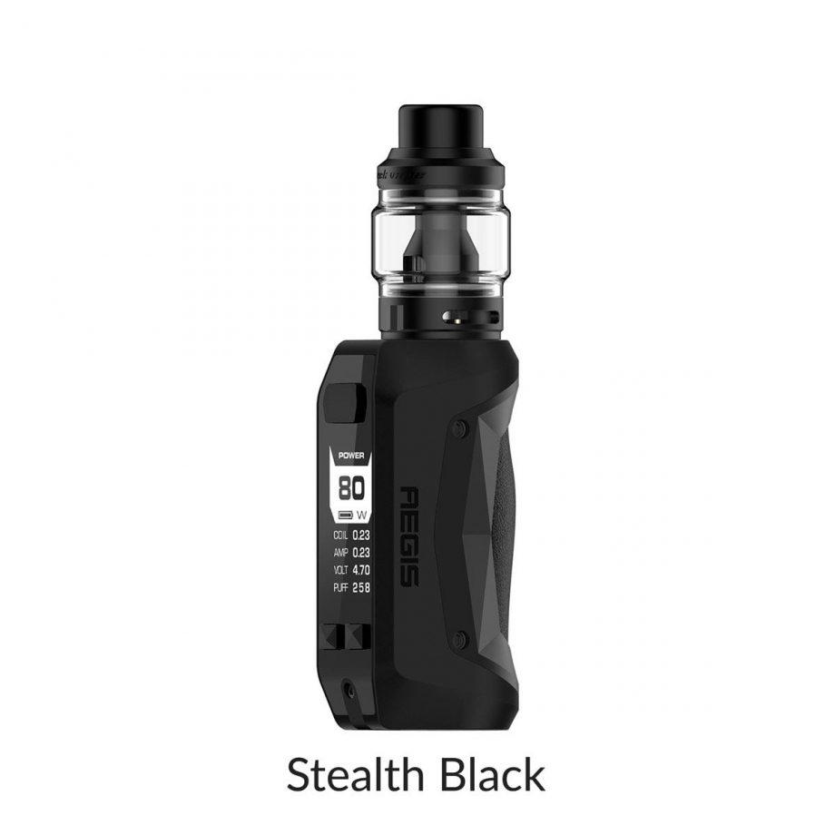 "*CRC* Geekvape Aegis Mini Kit w/ Obelisk Tank ""Stealth Black"" Canada"