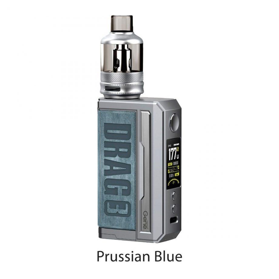 "*CRC* VooPoo Drag 3 Starter Kit ""Prussian Blue"" Canada"