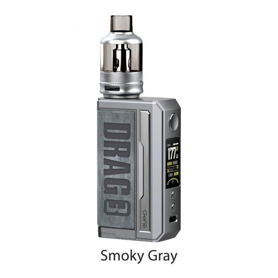 "*CRC* VooPoo Drag 3 Starter Kit ""Smoky Grey"" Canada"