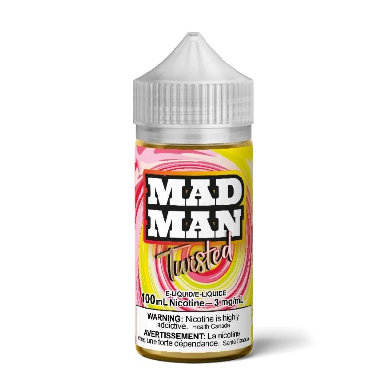 Mad Man Strawberry Lemon Twisted