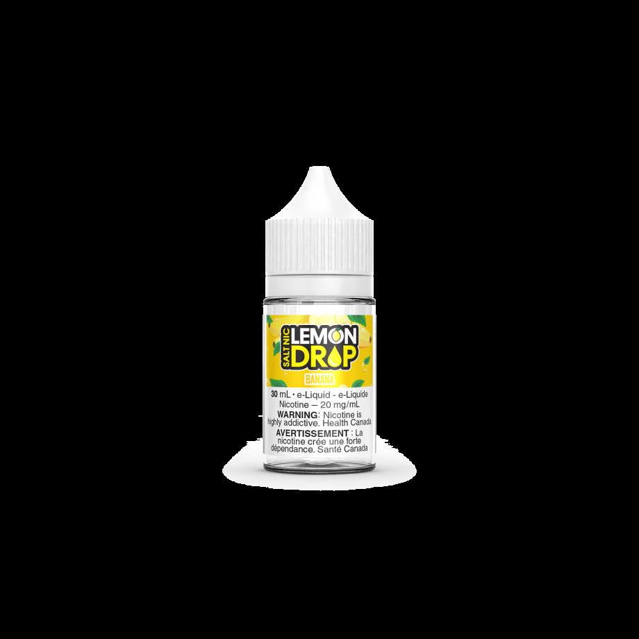 "Lemon Drop Salt Nic ""Banana"" (30ml) Canada"