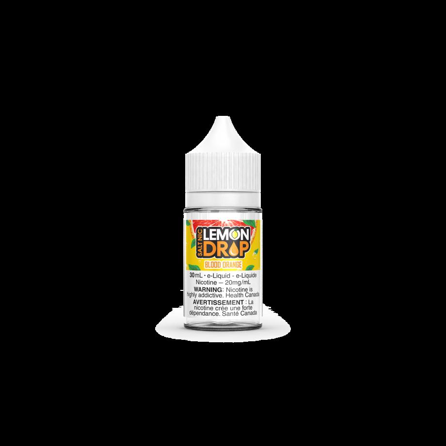 "Lemon Drop Salt Nic ""Blood Orange"" (30ml) Canada"
