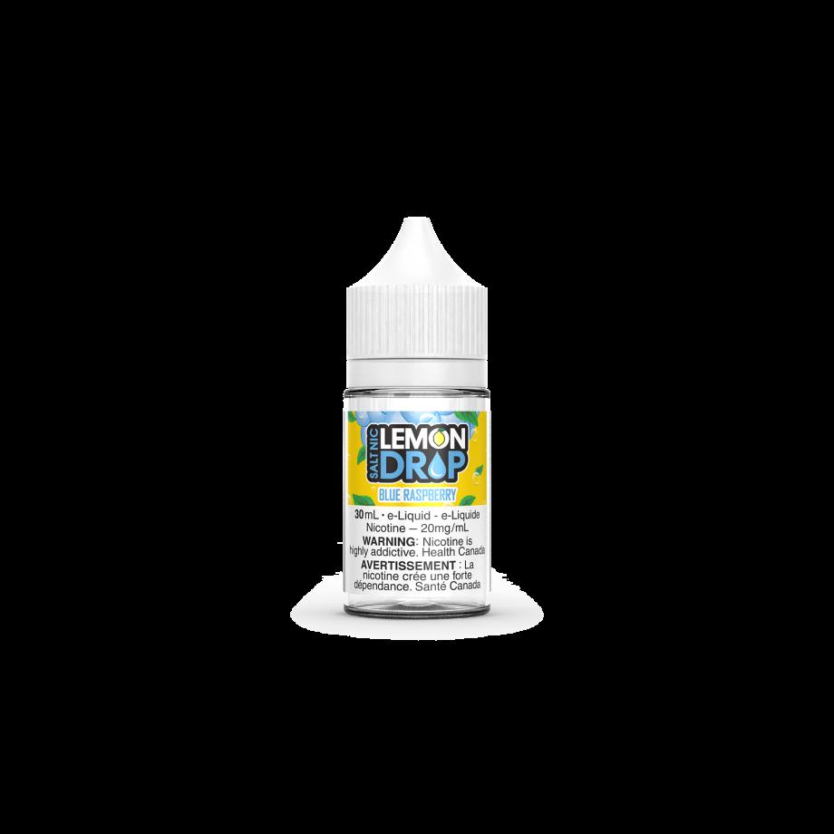 "Lemon Drop Salt Nic ""Blue Raspberry"" (30ml) Canada"