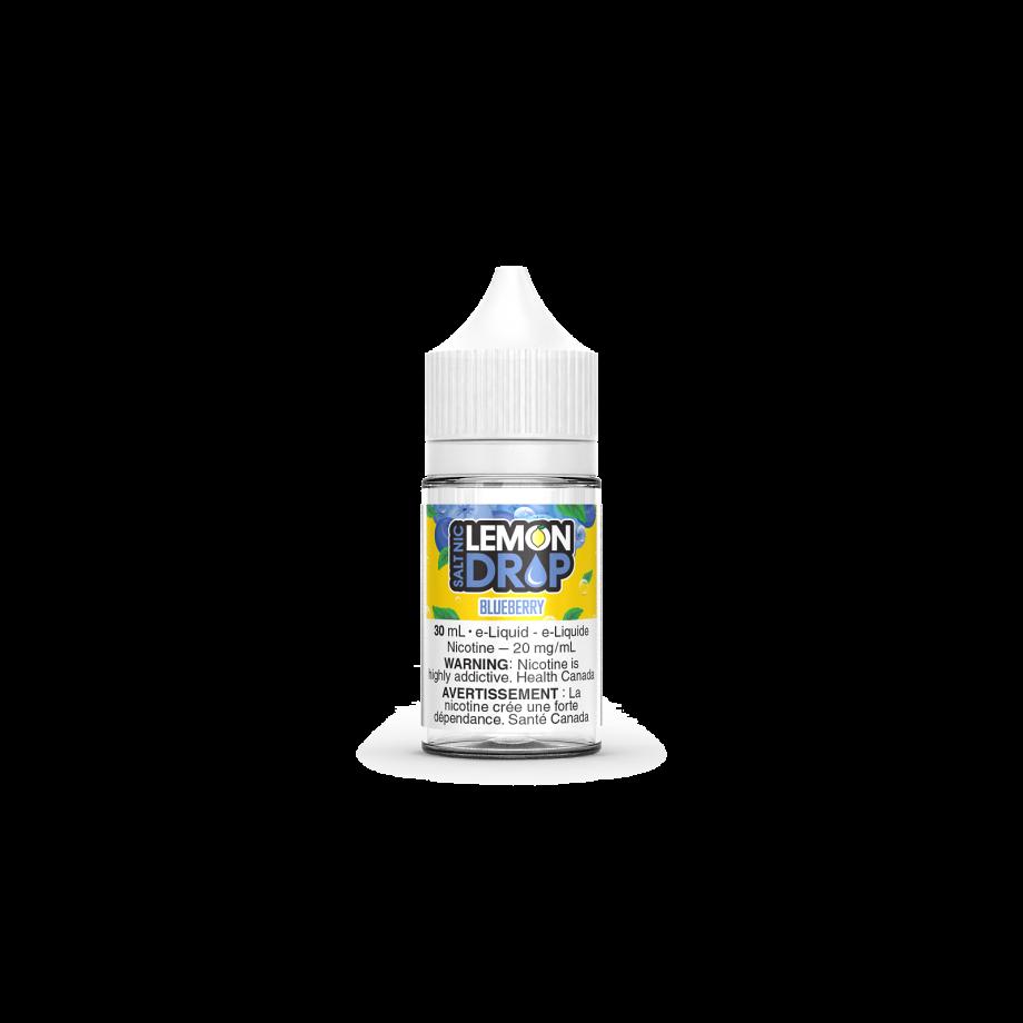 "Lemon Drop Salt Nic ""Blueberry"" (30ml) Canada"