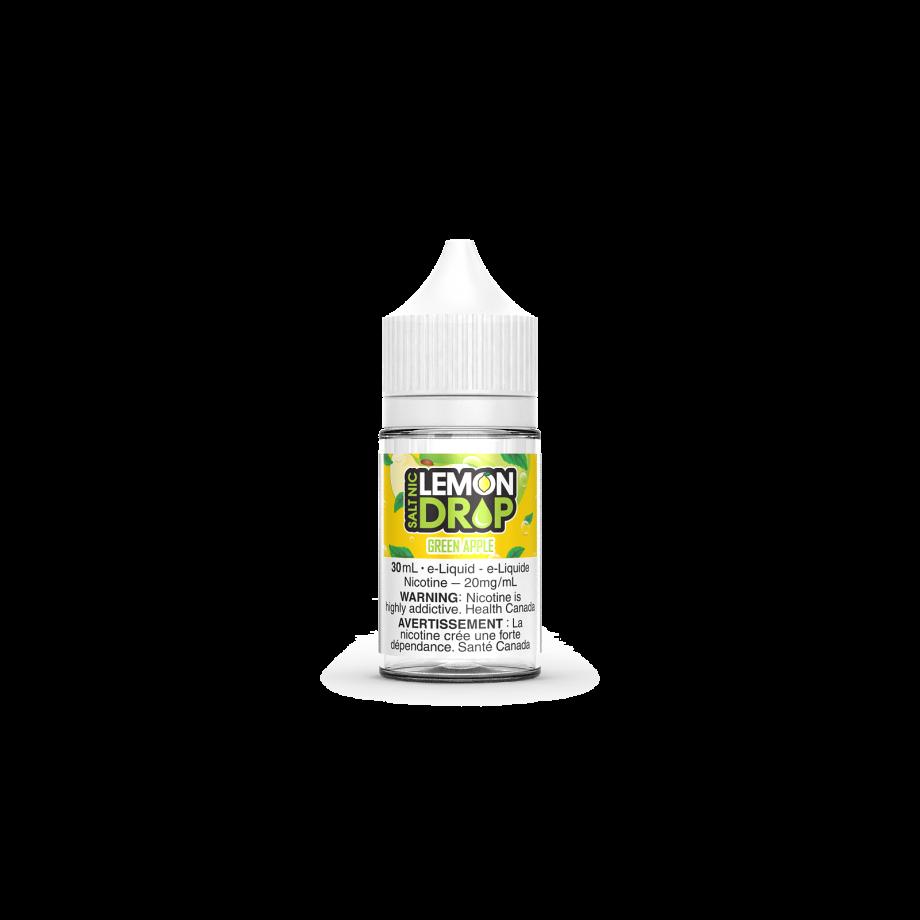 "Lemon Drop Salt Nic ""Green Apple"" (30ml) Canada"