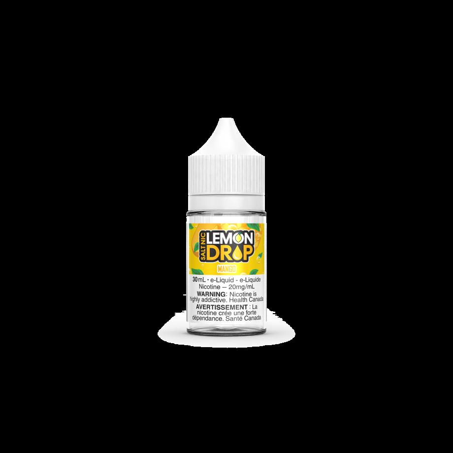 "Lemon Drop Salt Nic ""Mango"" (30ml) Canada"