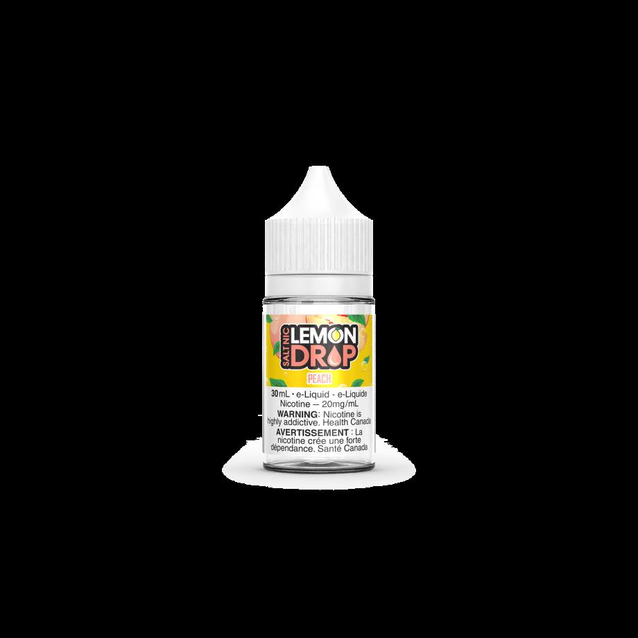 "Lemon Drop Salt Nic ""Peach"" (30ml) Canada"