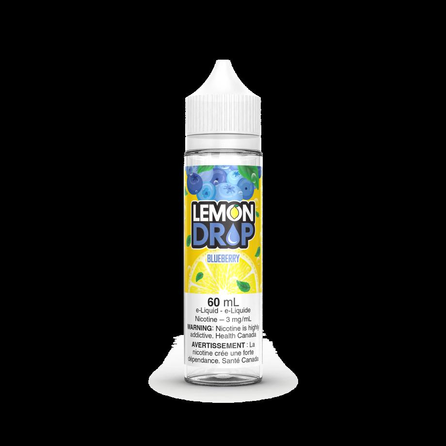 "Lemon Drop E-Liquid ""Blueberry"" (60ml) Canada"